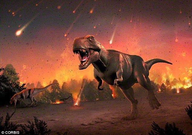the mystery of the mass extinction of the dinosaurs The elaborate frills and horns of a group of dinosaurs including triceratops and mystery of a 'phantom fish after the end-cretaceous mass extinction.