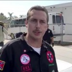 """Quigg is a """"Grand Dragon"""" in the KKK's California chapter"""