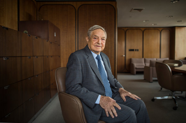 Soros contributed $5 million to Immigrant Voters Win PAC