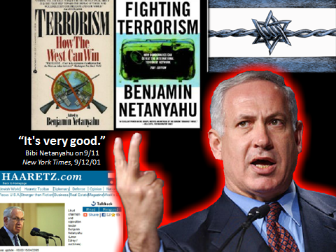Netanyahu War on terror fraud