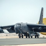 B-52 Stratofortresses join fight against Islamic State