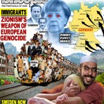 Dees: European migrant crisis. Click to enlarge