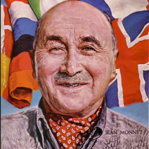 EU creator Jean Monnet was Roosevelt's eyes and ears in Europe. Some called him a US agent