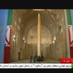 Iran Qiam ballistic missile fired from Underground Silo based launchers