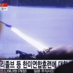 North Koreas watch TV broadcast of March 18 missile launch