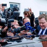 Iceland PM steps aside after protests over Panama Papers revelations