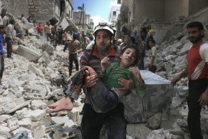 US-Backed Terrorists Shell Aleppo Hospital - Russia and Syria Blamed