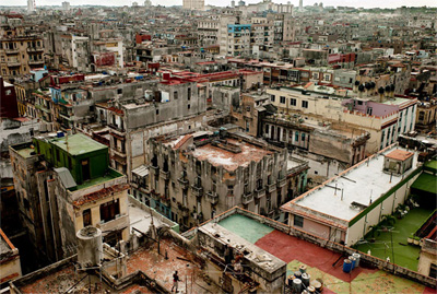 Havana is a time capsule from 1959. Communists were incapable of maintaining the city.