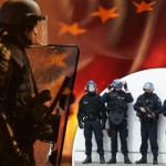 EU military police carry out 'extremely WORRYING' civil unrest crisis training