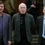 Former Kincora residents, from left to right, Richard Kerr, Gary Hoy, and Clint Massey. At least 29 boys were abused at the East Belfast home. Click to enlarge