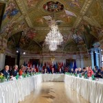 International Syria Support Group meets in Vienna May 17 2016