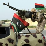 Libya has been in chaos since the death of longtime dictator Col Kadhafi in 2011. Click to enlarge