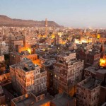 Sana'a, capital of Yemen is a city of two million. Click to enlarge