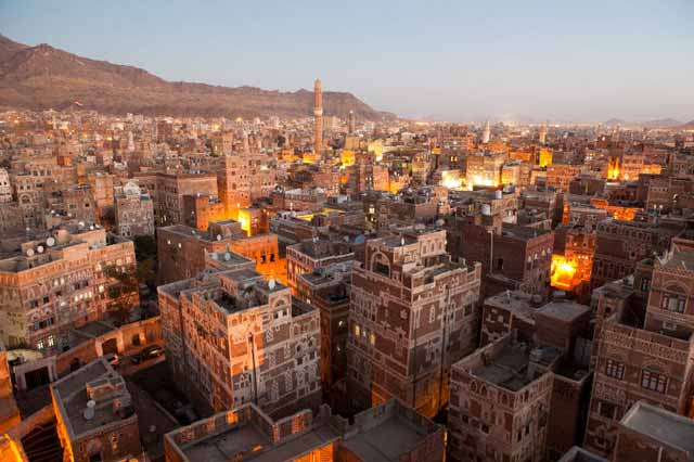 A Housewife Reports from War-torn Yemen