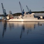 US Navy poised to take ownership of its largest destroyer, the futuristic and stealthy Zumwalt