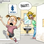 Attack on Gender Reaches Bathroom Door