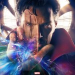 The One-Eye sign is increasingly featured on a disturbing amount of movie posters. This is a poster for Doctor Strange.