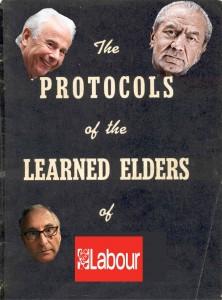 Protocols of the Learned Elders ... Click to enlarge