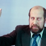 Clement Freud. Click to enlarge