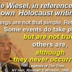 Holocaust Lies: Horror Fiction Presented as Fact (Part 1)