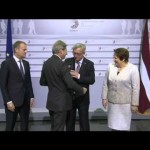 """Five Presidents"" EU's Jean-Claude Juncker Drunk in Public, Slaps Leaders"