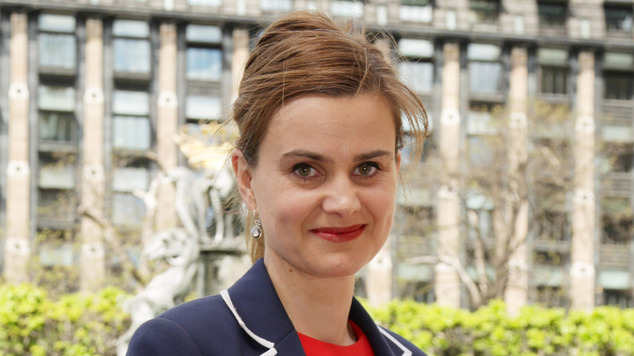 Labour MP Jo Cox, who was allegedly murdered by Thomas Mair. Click to enlarge