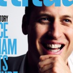 The Duke of Cambridge features on the cover of Attitude magazine
