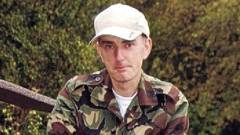 Thoms Mair, Jo Cox's alleged killer. Click to enlarge