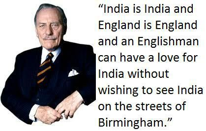 enoch powell quote