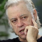 "The tarnished halo of ""Saint Bob"" Geldof"