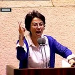 Israeli MPs Try To Assault Haneen Zoabi