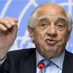 United Nations (UN) representative and former Goldman Sachs banker Peter Sutherland