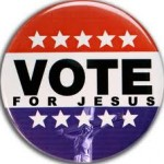 Jesus has a Political Platform