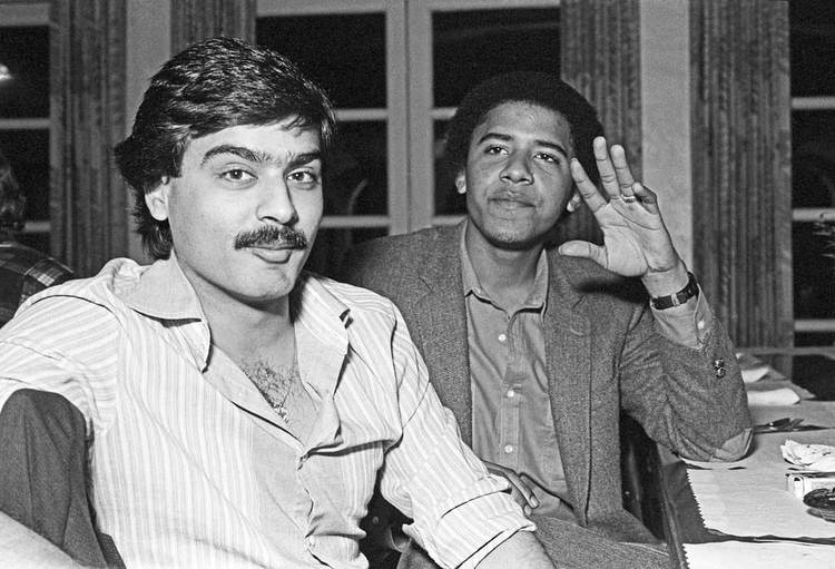 Young obama and boyfriend. Click to enlarge