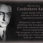 Project White Genocide:  The Dark Agenda of Count Coudenhove-Kalergi
