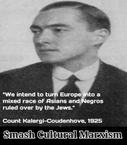 Coudenhove Kalergi quote. Click to enlarge