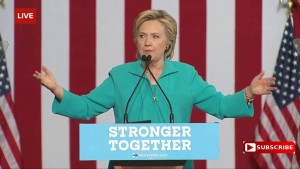 Are Hillary Clinton's Public Appearances Being Faked?