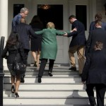 Hillary Clinton's health in rapid collapse...