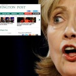Huffington Post Bans Journalist For Writing About Hillary's Health, Deletes Article