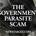 Federal government is a 'parasite on society'