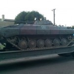 Ukraine Forms Shock Troops on Border with Crimea