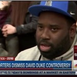 VIDEO: MSNBC Censor Trump Supporter to Preserve Narrative