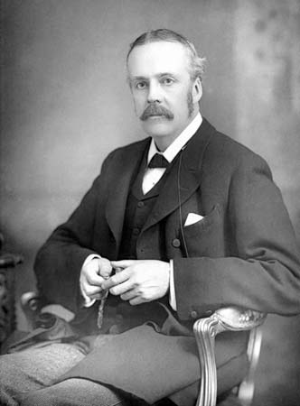 Arthur James Balfour