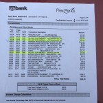 Hillary for America processed a total of $94 in unauthorized charges to Carol Mahre's US Bank account. This follows a pattern in which unwitting donors are charged multiple times, but always for a total of less than $100, which is a key trigger point for banks' internal action systems. Click to enlarge