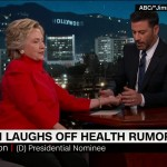 Hillary Clinton 'Health Conspiracy' Turns Out to Be Real