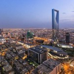 Riyadh, Saudi Arabian capital. Click to enlarge