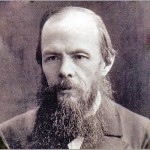 Fyodor Dostoyevski, 1821-1881, is considered one of Russia's greatest novelists