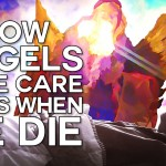 How Angels Take Care of Us When We Die - Swedenborg and Life