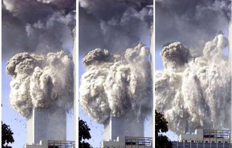 WTC controlled demolition. Click to enlarge