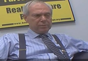 Democratic operative (and ex-convict) Robert Creamer